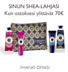 Sinun Shea-lahjasi