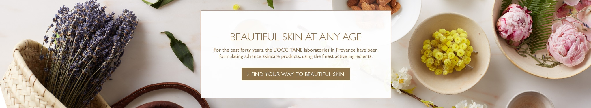 Discover Beautiful Skin At Any Age