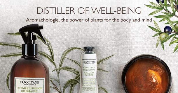 Distiller of well-being