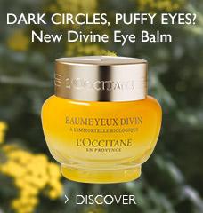 Dark circles, puffy eyes?