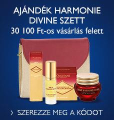 Harmonie Divine Szett - CSAK ONLINE VÁSÁRLÁSKOR
