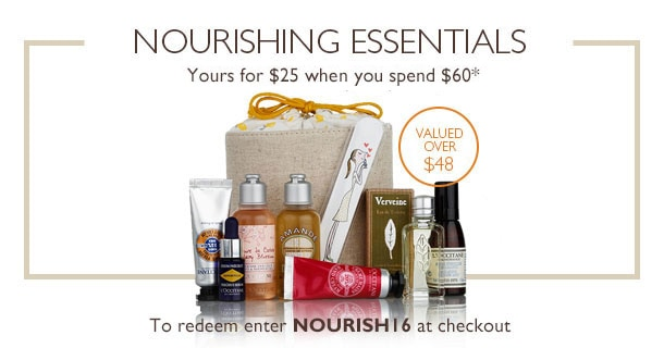Your Nourishing Essentials