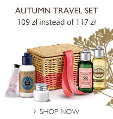 Autumn Travel Set