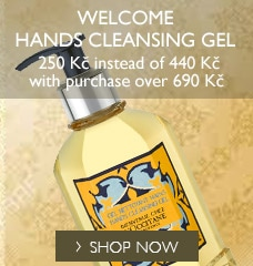 Welcome Hands Cleansing Gel