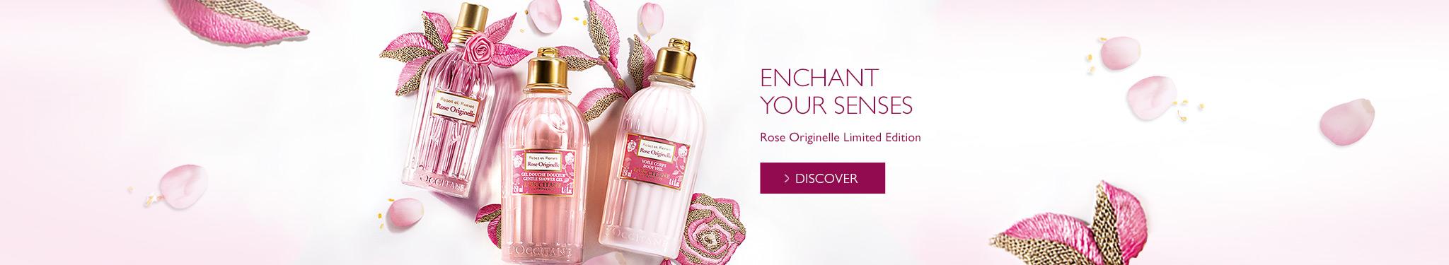 Enchant your senses with rose originelle