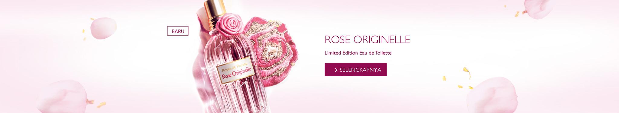 Rose Originelle Limited Edition Eau de Toilette