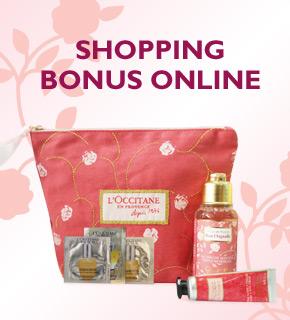 Shopping Bonus Online