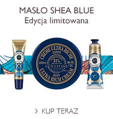 Masło Shea Blue