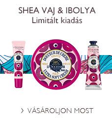 Shea vaj & Ibolya