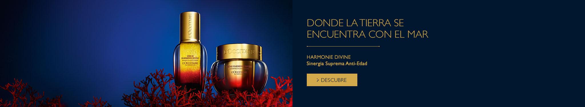 Nueva colección Harmonie Divine: Sinergia suprema anti-edad