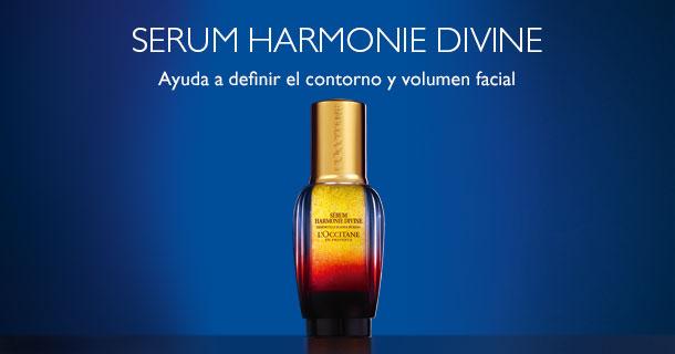 Serum Harmonie Divine. Ayuda a definir el contorno y volumen facial