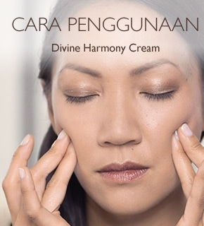 Cara Penggunaan Divine Harmony Cream