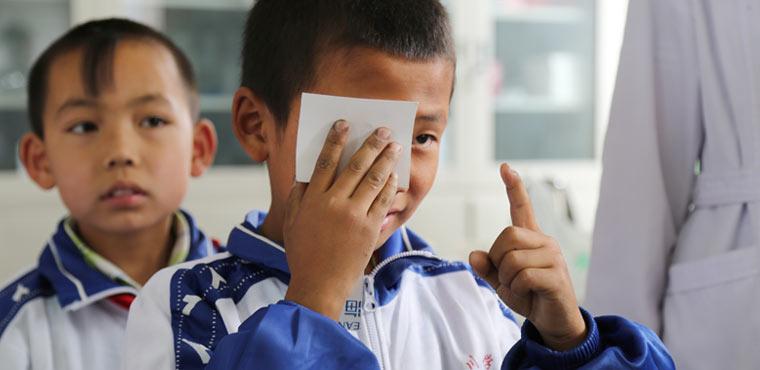 Fight Against Avoidable Blindness