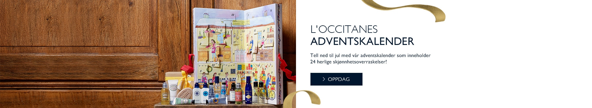 L'OCCITANES ADVENTSKALENDER