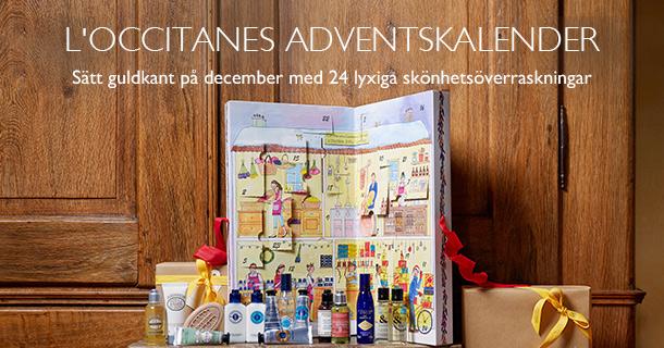 L'Occitanes adventskalender