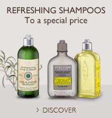 Refreshing shampoos