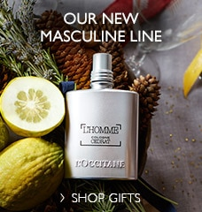 Our new masculine line