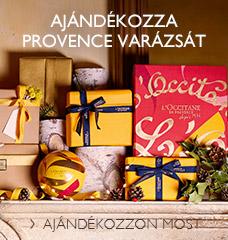 Ajándékozza Provence varázsát