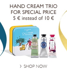 Hand Cream Trio for Special Price