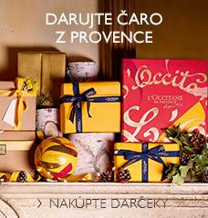 Darujte čaro z Provence