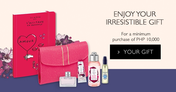Enjoy Your Irresistible Gift