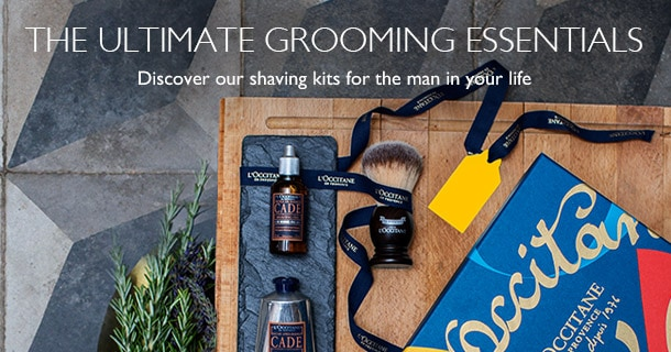 The ultimate grooming essentials
