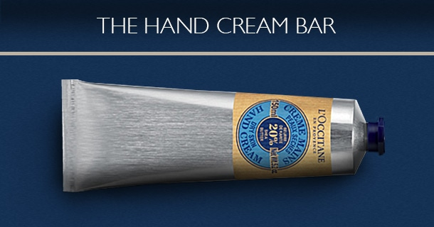 The Hand Cream Bar