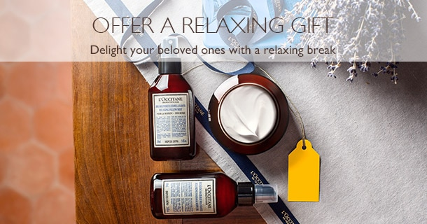 Offer a relaxing gift