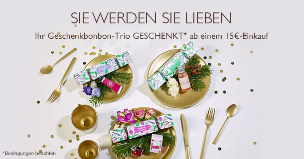Geschenkbonbons