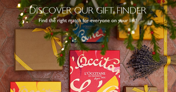 Dicover our gift finder