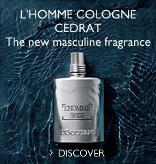 L'Homme Cologne Cedrat