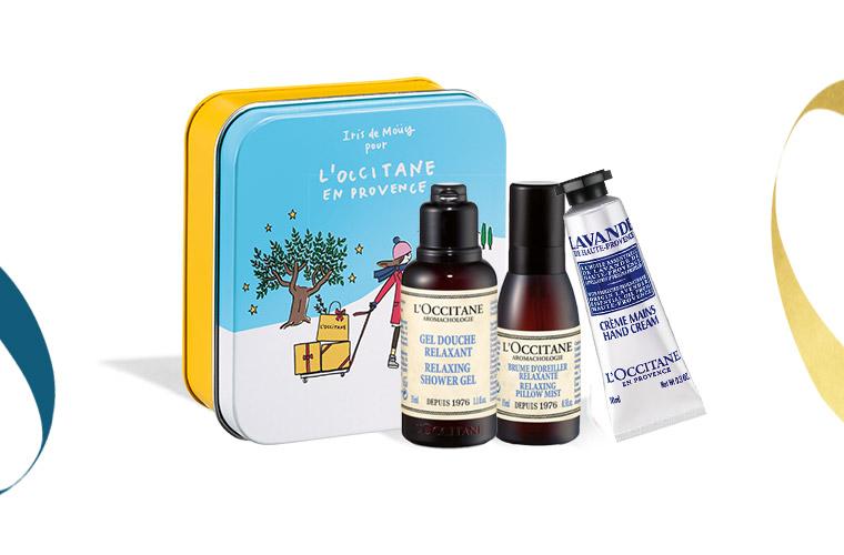 Relaxing Aromachology & Lavender Set