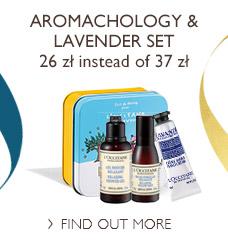 Aromachology & Lavender Set