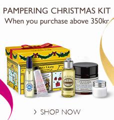 Pampering Christmas kit