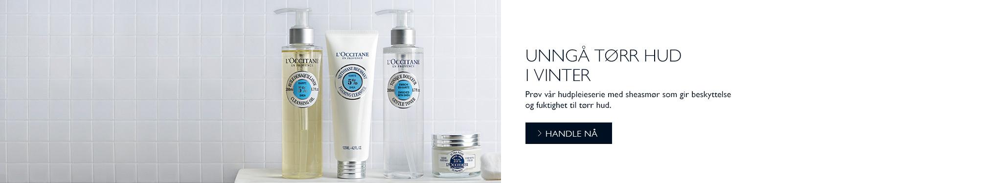 Unngå tørr hud i vinter
