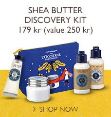 Shea butter discovery kit