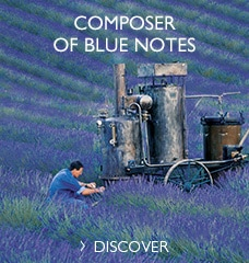 composer of bue notes