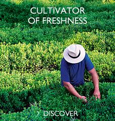 cultivator of freshness