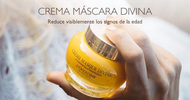 Crema Máscara Divina