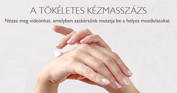 A tökéletes kézmasszázs