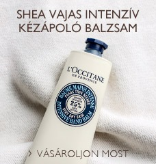 Shea Vajas Intenzív Kézápoló Balzsam