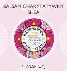 Balsam charytatywny Shea