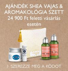 Ajándék Shea vajas & Aromakológia szett