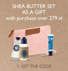 Shea Butter Set as a Gift