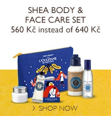 Shea Body & Face Care Set