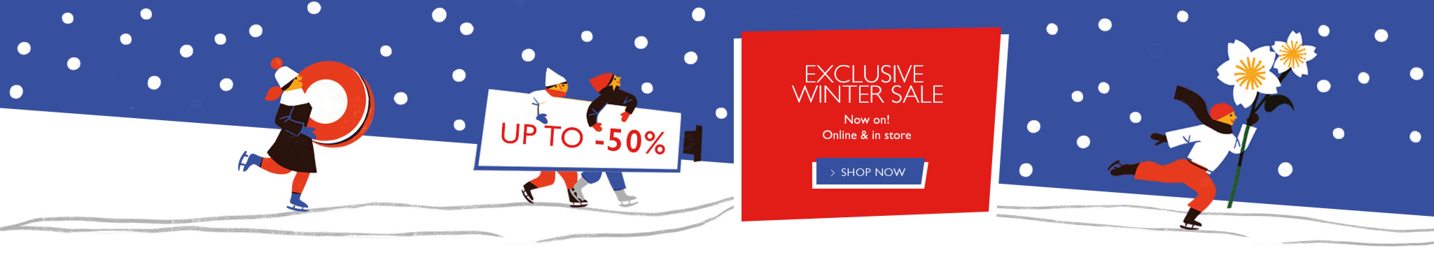 Winter Sales Are Here!