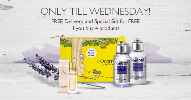 Free Special Set & Free Delivery