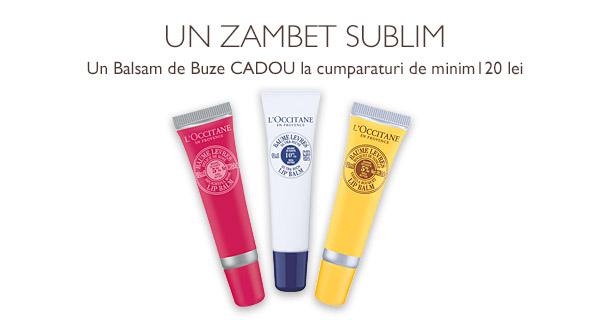 Balsam de Buze Cadou