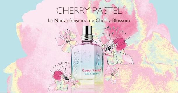 Cherry Pastel Fragancia