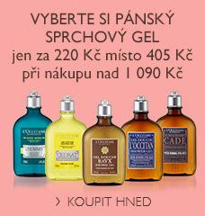 Vyberte si pánský sprchový gel